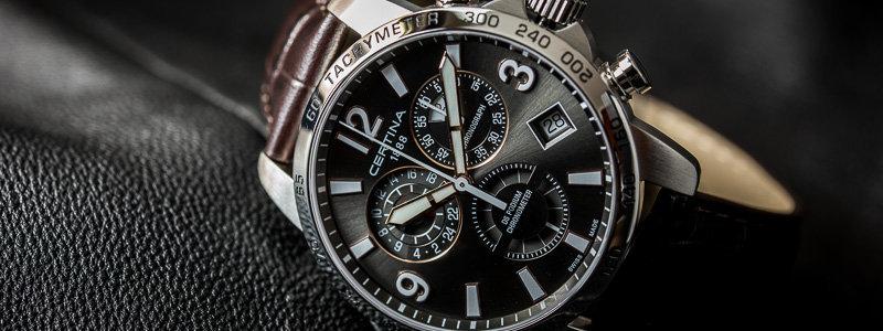 Certina DS Podium Chronometer COSC. Kaucsuk szíjas Fossil Decker 7ab037f194