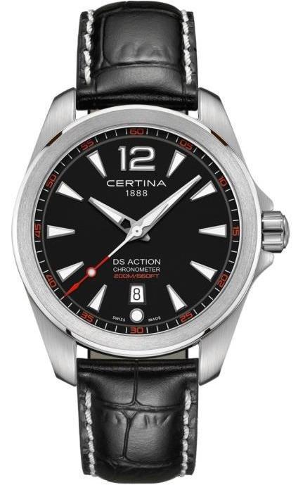 C032.851.16.057.01 CERTINA DS Action Chronometer COSC C0328511605701 ... 4af061edd2