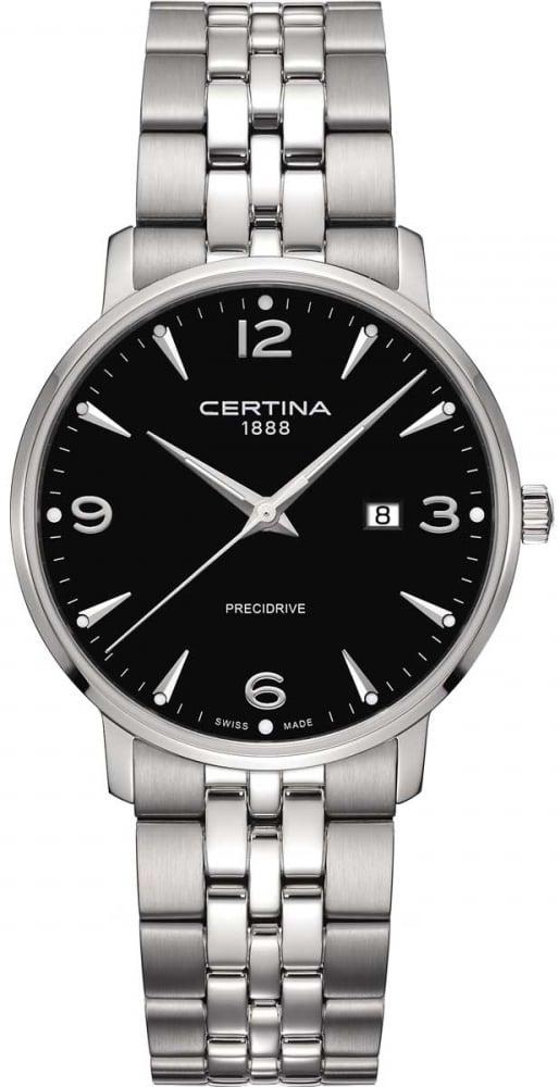 C035.410.11.057.00 CERTINA DS Caimano Precidrive C0354101105700 óra ... 21adc43e8b