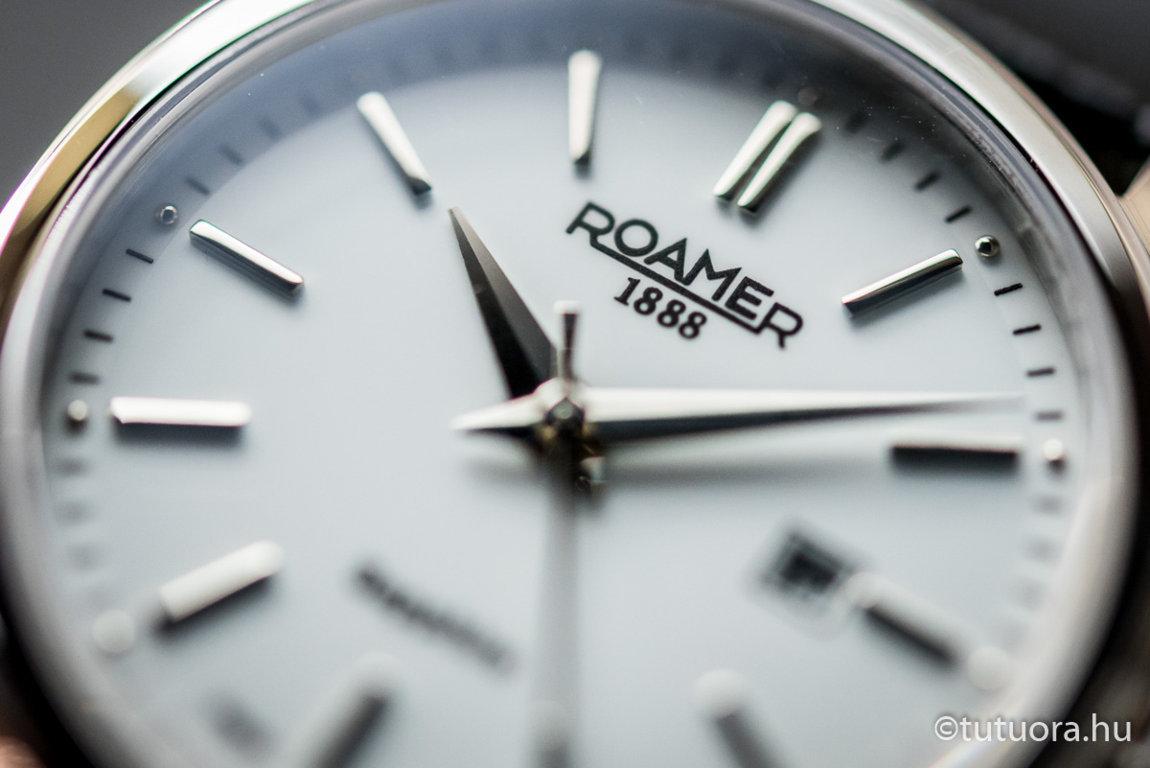 709844412507 ROAMER Classic Line Ladies 709844 41 25 07 óra - TUTU ... bca824bbdf
