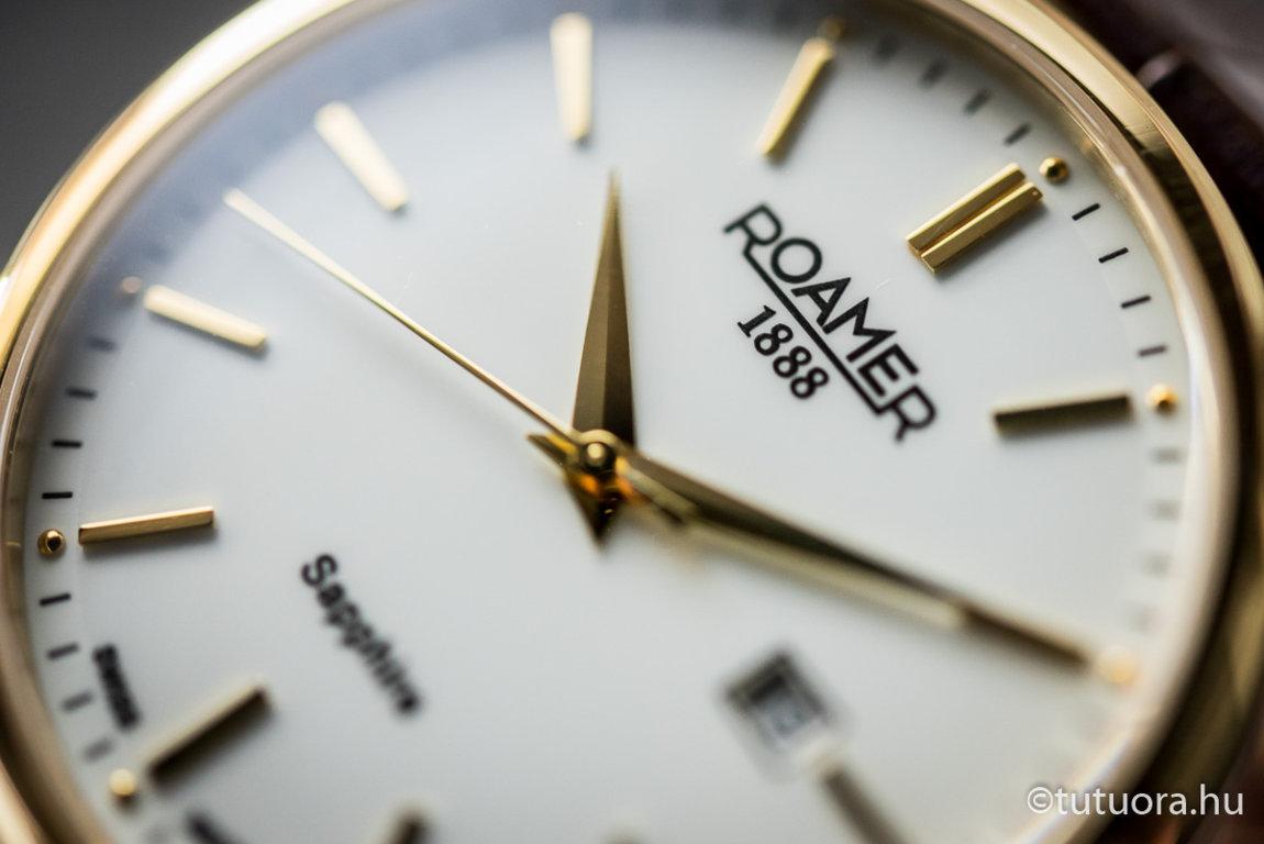709856482507 ROAMER Classic Line Gents 709856 48 25 07 óra - TUTU ... 8c056261d8