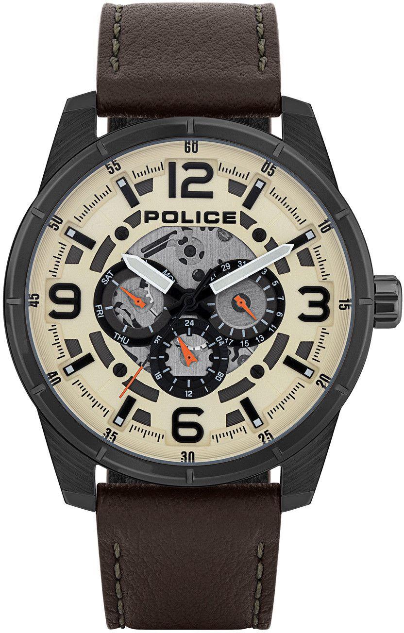 PL15658JSR 03 POLICE Durdle óra TUTU Óraszalon Westend