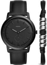 ... FS5500SET FOSSIL The Minimalist Mono Szett Férfi Kvarc Karóra 79fe3af7d4